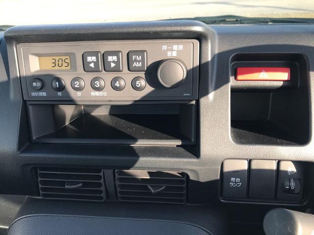 SDX 4WD 5速MT エアコン パワステ 新品タイヤ(11枚目)