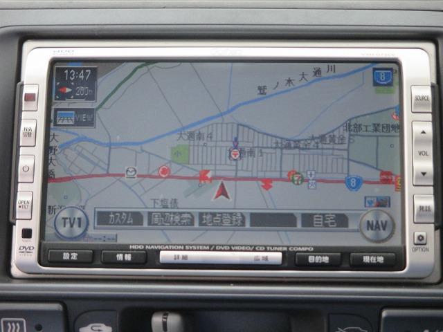 ホンダ フィット A 4WD HDDナビ ETC