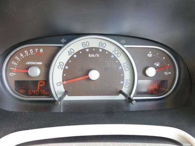 ココアX 4WD 1オーナー 禁煙車 フォグライト キーフリ(10枚目)