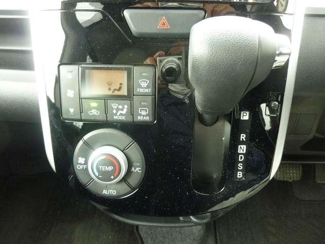 カスタムX 4WD LEDライト キーフリー ワンオーナー(12枚目)