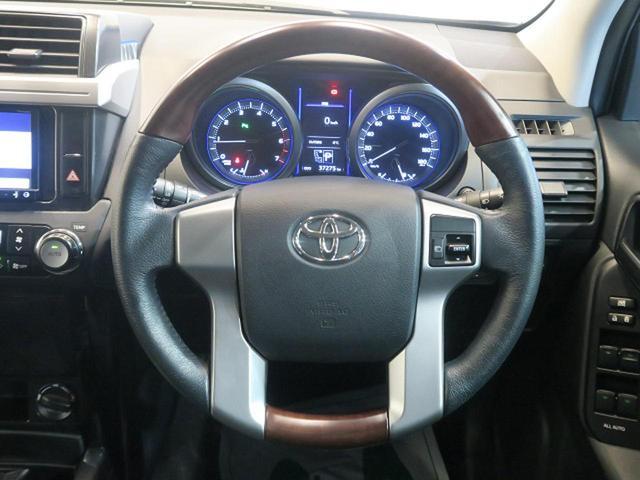 トヨタ ランドクルーザープラド TX 4WD SDナビ バックカメラ ETC