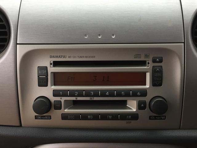 ダイハツ ムーヴラテ クール 4WD  キーレス CD