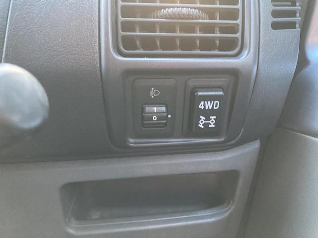 CD 4WD エアコン 両スライドドア(16枚目)