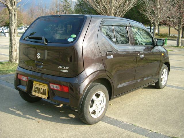 スズキ アルト S 4WD ワンオーナー 禁煙車 シートヒーター CD
