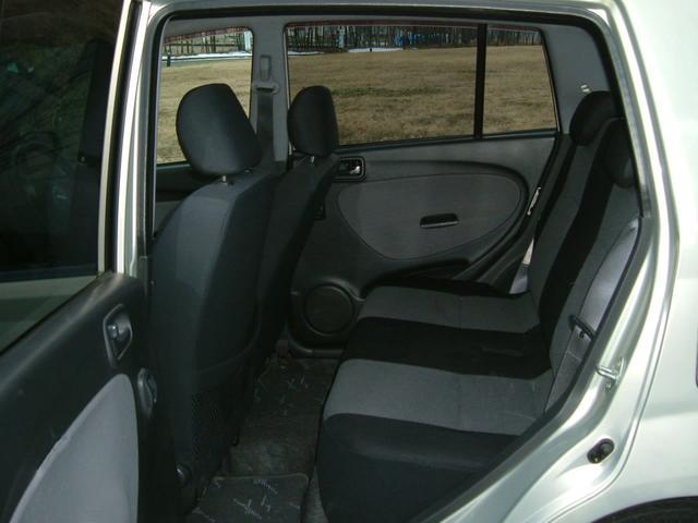 Xリミテッド 4WD ETC車載器 CD MD(9枚目)