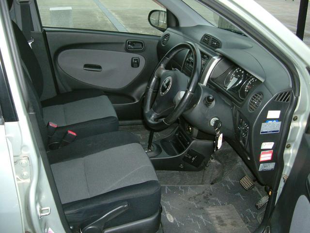 Xリミテッド 4WD ETC車載器 CD MD(11枚目)