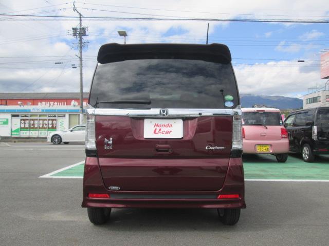 「ホンダ」「N-BOX」「コンパクトカー」「長野県」の中古車4