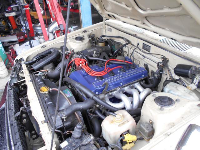 2TGエンジン、トラストタコアシ