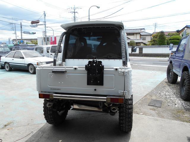 CC 4WD搭載車 エアコン ターボ 5速マニュアル(8枚目)