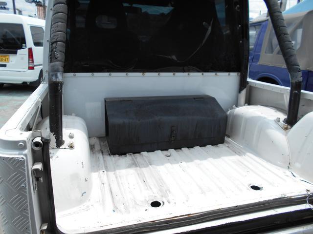 CC 4WD搭載車 エアコン ターボ 5速マニュアル(14枚目)