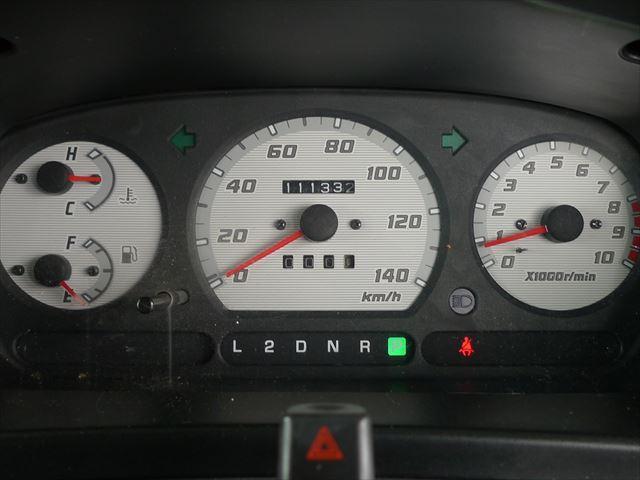 ダイハツ テリオスキッド CLリミテッド 4WD ターボ キーレス フォグ