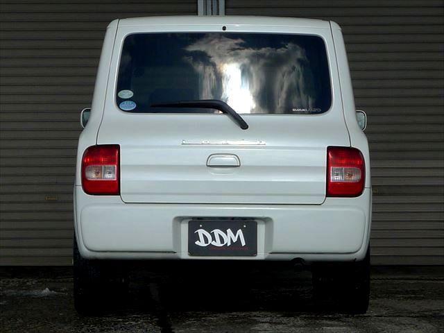 スズキ アルトラパン X キーレス タイミングチェーン車 CDMDオーディオ