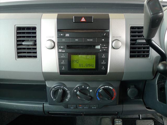 スズキ ワゴンR FX-Sリミテッド スマートキー CD MD