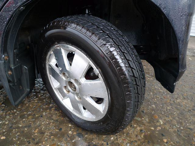 ダイハツ アトレーワゴン ツーリングターボ 4WD タイミングベルト交換済み キーレス