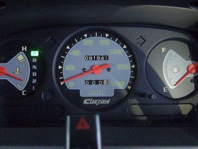 ダイハツ アトレーワゴン カスタム サンルーフ 4WD