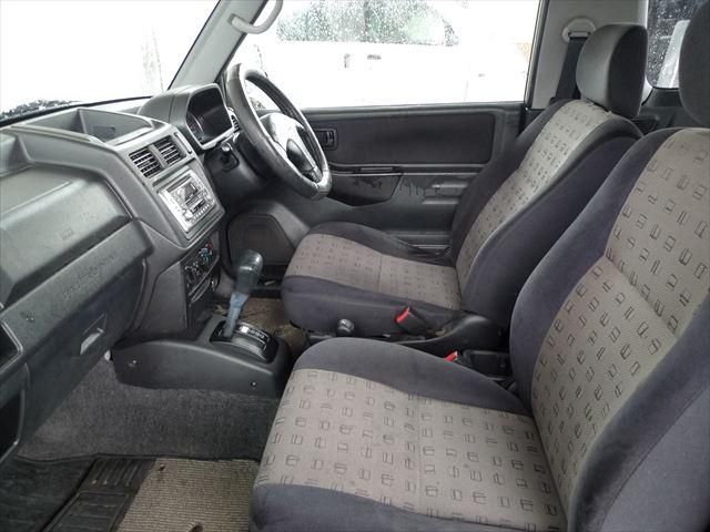 三菱 パジェロミニ アニバーサリーリミテッドVR  4WD ターボ キーレス