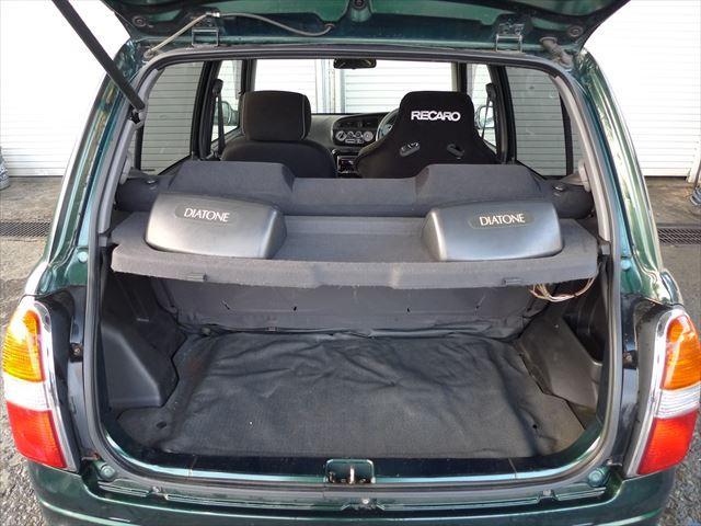 ダイハツ ミラジーノ ミニライトスペシャルターボ 4WD 5MT レカロシート