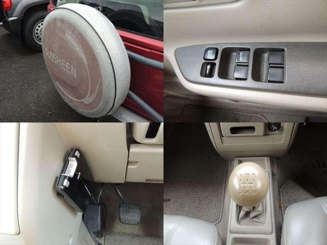 タイプA 4WD キーレスキー(13枚目)