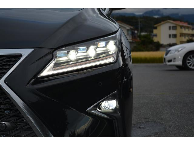 「レクサス」「RX」「SUV・クロカン」「山梨県」の中古車7
