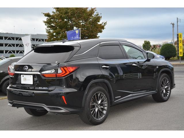 「レクサス」「RX」「SUV・クロカン」「山梨県」の中古車9