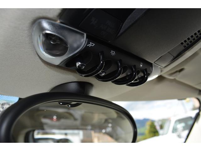 クーパーD クロスオーバー 純正ナビ フルセグTV Bluetooth HIDヘッドライト ETC スペアキー ディーゼル ノーマルタイヤ国産新品交換(17枚目)