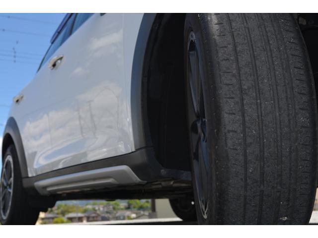 クーパーD クロスオーバー 純正ナビ フルセグTV Bluetooth HIDヘッドライト ETC スペアキー ディーゼル ノーマルタイヤ国産新品交換(23枚目)