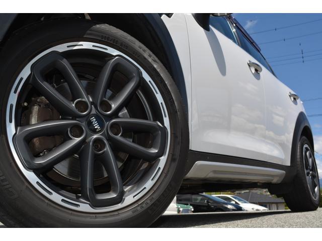 クーパーD クロスオーバー 純正ナビ フルセグTV Bluetooth HIDヘッドライト ETC スペアキー ディーゼル ノーマルタイヤ国産新品交換(24枚目)