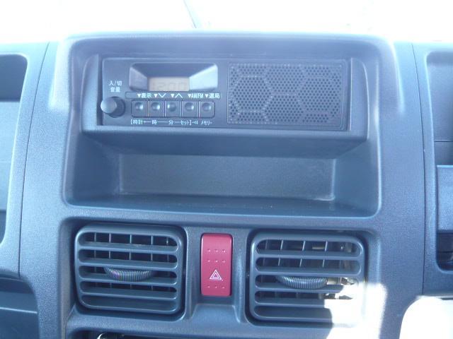 スズキ キャリイトラック KCパワステ農繁仕様 4WD 5速MT エアバッグ エアコン