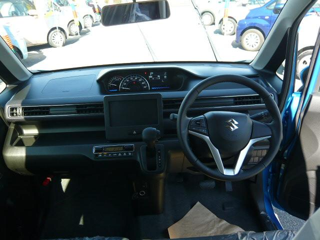 スズキ ワゴンR ハイブリッドFZ シートヒーター スマートキー アルミ