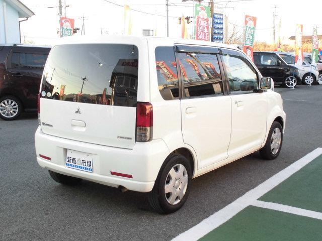 「三菱」「eKワゴン」「コンパクトカー」「山梨県」の中古車8