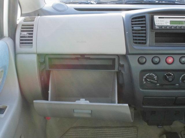 日産 モコ C 2WD コラムAT CDオーディオ キーレス ABS
