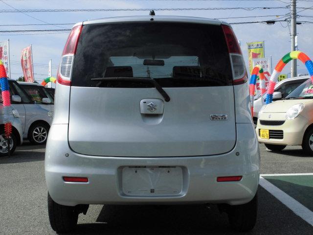 スズキ MRワゴン X 4WD シートヒーター CD MD スマートキー ABS