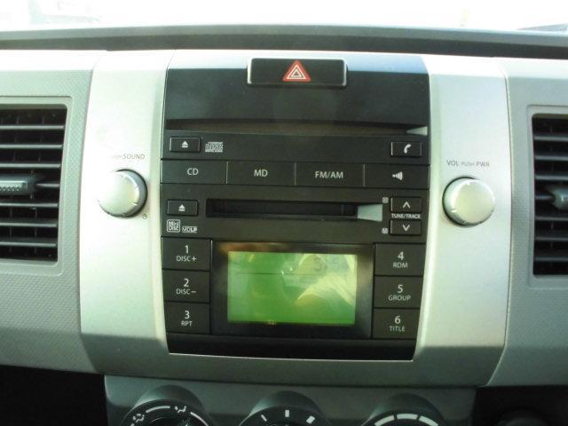 スズキ ワゴンR FX-Sリミテッド コラムAT CD MD AW キーフリー