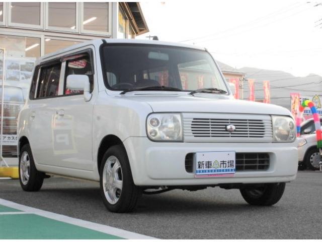 X 4WD コラムAT シートヒーター CD MD キーレス(5枚目)