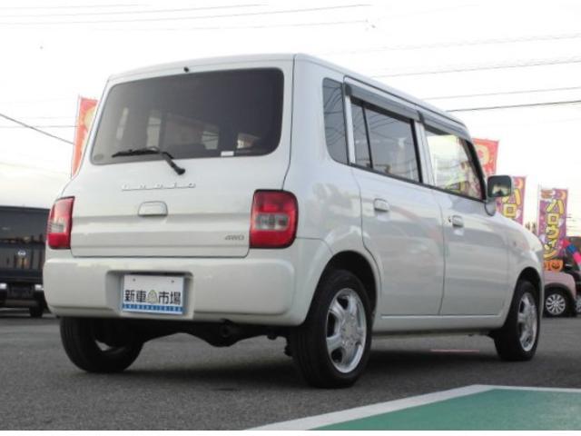 X 4WD コラムAT シートヒーター CD MD キーレス(7枚目)
