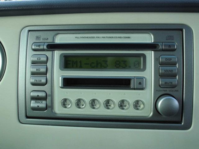 X 4WD コラムAT シートヒーター CD MD キーレス(18枚目)