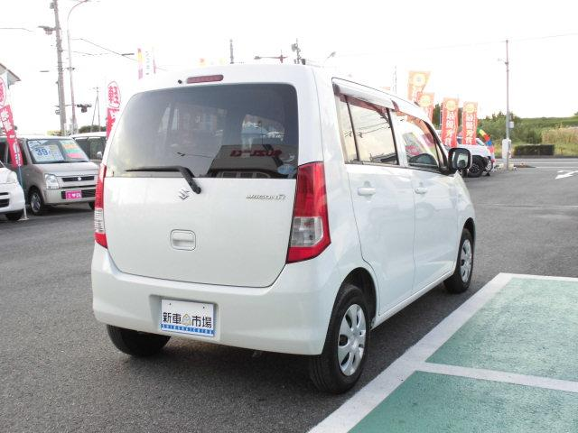 FX Bシート 盗難防止 純正CD 車検令和2年6月(8枚目)