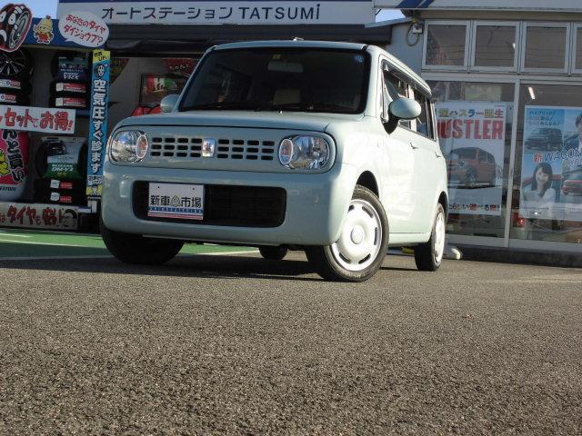 「スズキ」「アルトラパン」「軽自動車」「山梨県」の中古車23