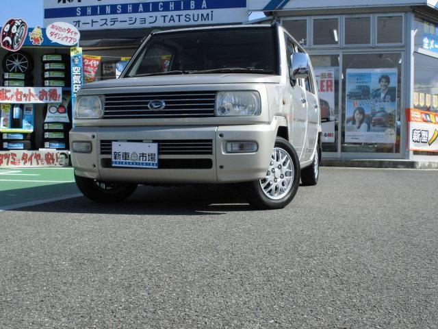「ダイハツ」「ネイキッド」「コンパクトカー」「山梨県」の中古車3