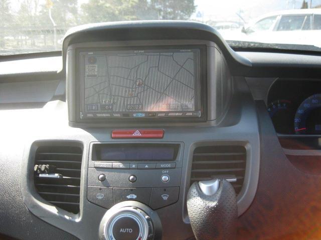 S HDDナビ キーレス ETC車載器 アルミ オートAC(10枚目)