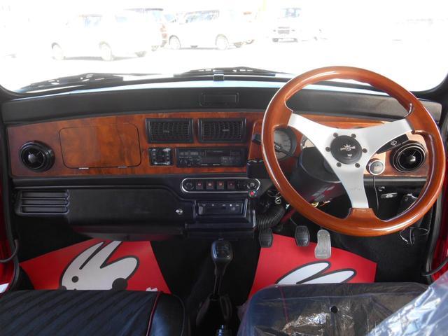 クーパー ディーラー車 マニュアルミッション 車検整備付き(9枚目)
