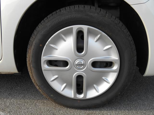 純正のホイールキャップ♪タイヤの溝も十分あります。