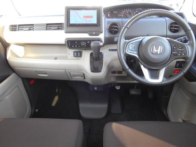 運転しやすい インパネ廻り。安心、安全装備も付いてます。