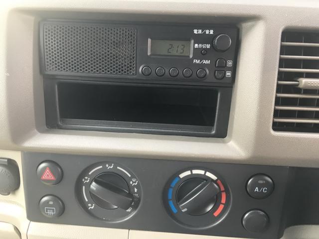 マツダ スクラム 4WD 5速マニュアル エアコン パワステ Wエアバッグ
