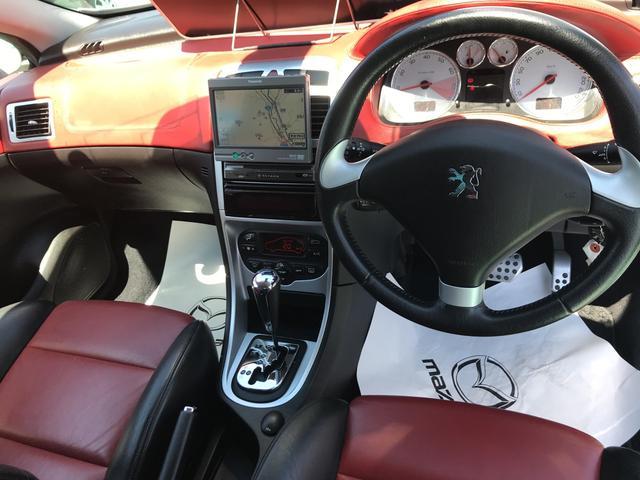 「プジョー」「プジョー 307」「オープンカー」「山梨県」の中古車12