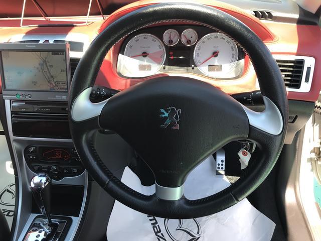 「プジョー」「プジョー 307」「オープンカー」「山梨県」の中古車13
