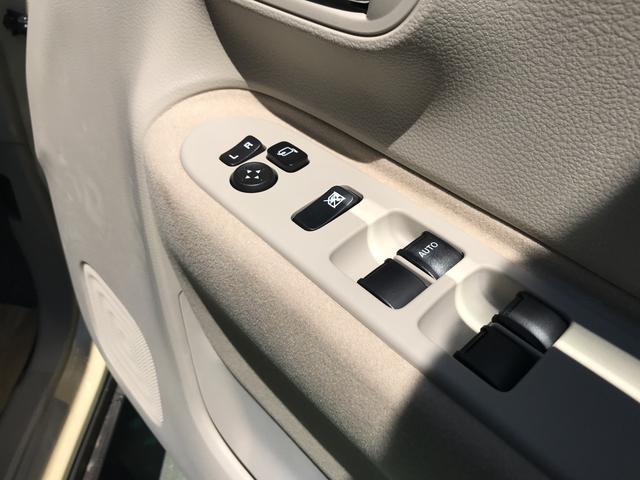 X レーダーブレーキサポート スマートキー 届出済未使用車(17枚目)