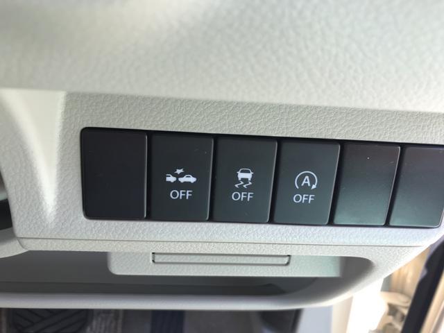 X レーダーブレーキサポート スマートキー 届出済未使用車(19枚目)