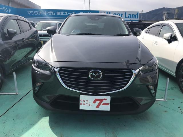 「マツダ」「CX-3」「SUV・クロカン」「山梨県」の中古車3