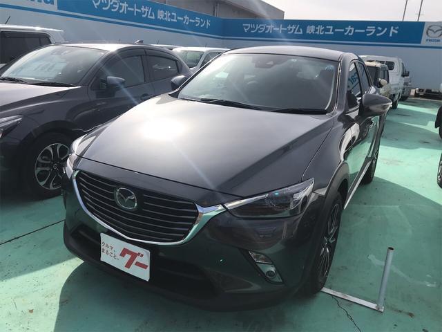 「マツダ」「CX-3」「SUV・クロカン」「山梨県」の中古車4